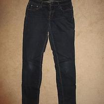 Jeans - Fossil - Super Skinny - Dark Blue - Size 28 Photo