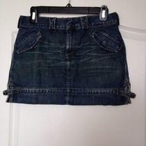 Jeans Skirt Photo