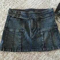 Jeans Skirt Size 1 Nwt Photo