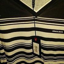 Jeans Slim Fit v Neck Armani Photo