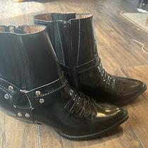 Jeffery Cambell Black Boots- 7.5  210.00 Photo