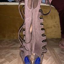 Jeffery Campbell Campbell Women Sandal (Vintage) Sz 8.5 Photo