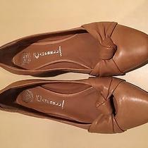 Jeffery Campbell Flats Size 8 Tan Photo