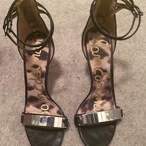 Jeffery Campbell Metal Sandals Photo