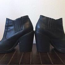 Jeffery Campbell Norm Western Boot Size 7.5 Photo