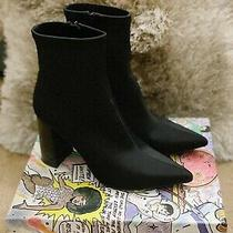 Jeffery Campbell Raven Sock Boots - in Good Condition Photo