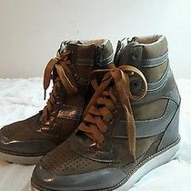 Jeffery Campbell Size 10 Sneaker Wedges  Photo
