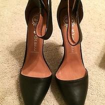 Jeffrey Campbell 9.5 Solitaire Heels New in Box Photo
