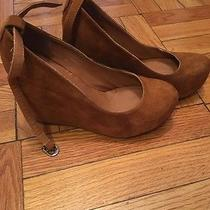 Jeffrey Campbell Adelaide Suede Size 7 Euc Photo