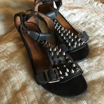 Jeffrey Campbell Barbary Wedge Spiked Sandal Photo