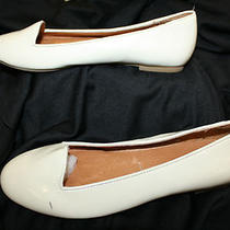 Jeffrey Campbell Biege 'Mention' Flats Size 5.5m Photo