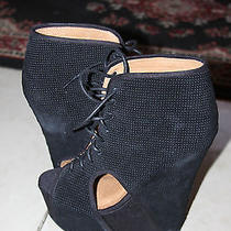 Jeffrey Campbell  Black-Rocks Hi Platform Size 8.5 Photo