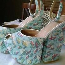 Jeffrey Campbell Boat Summer Shoes Photo