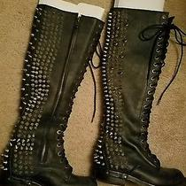 Jeffrey Campbell Boots Photo