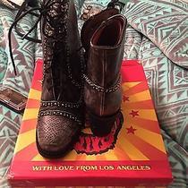 Jeffrey Campbell Boots (Hannie) Sz 8 Photo