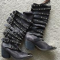 Jeffrey Campbell Boots Size 7 Photo