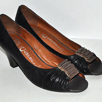 Jeffrey Campbell California Black/brown Leather