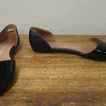 Jeffrey Campbell California in-Love Patent Leather d'orsay Flats 5 Photo