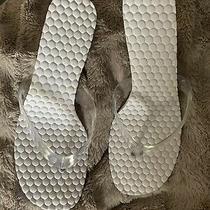 Jeffrey Campbell Clear White Sandal/kitten Heels Photo