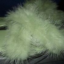 Jeffrey Campbell Crush on U Sandals Green Size 7  Photo