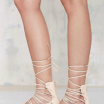 Jeffrey Campbell Emilie Geisha Wrap Sandals Size 7 New in Box  Photo