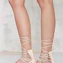 Jeffrey Campbell Emilie Geisha Wrap Sandals Size 7 New in Box  Photo