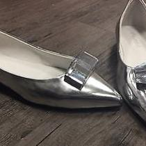 Jeffrey Campbell Flats With Embellished Crystal Size 7.5 Photo