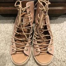Jeffrey Campbell for Free People Minimal Lace Bootie Size 8.5  Photo