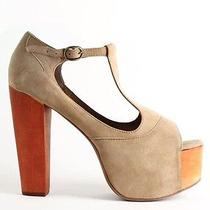 Jeffrey Campbell Foxy Wood Photo