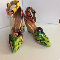 Jeffrey Campbell Handmade Ibiza Women's Shoes New Size 8 Retail 400 Leather Photo