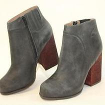Jeffrey Campbell Havana Last Hanger New Womens 6.5 Leather Ankle Boots Bootie Ek Photo