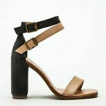 Jeffrey Campbell Heels Size 9 Isadora Sandals Strappy  Photo
