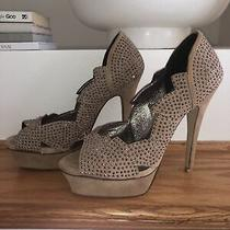 Jeffrey Campbell Ibiza Last Heel Jeweled Size 8 Photo