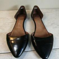 Jeffrey Campbell Ibiza Last Leather/patent Slip on Flats Shoes Women's Size 8 Photo