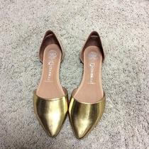 Jeffrey Campbell in Love d'orsay Flats Sz 8 Nwob Photo