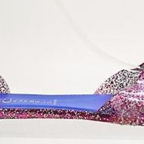 Jeffrey Campbell Jelly Love Women's Pink Glitter Flats Size 9m K1872d Photo