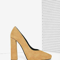 Jeffrey Campbell Jessday Suede Heel Size 8.5 New in Box  Photo