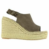 Jeffrey Campbell Jn017 Wedge Heel Shoes Womens Sue Grey Fashion Footwear Photo