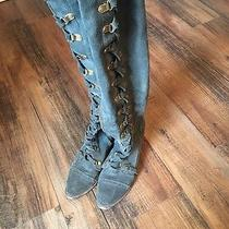 Jeffrey Campbell Joe Lace-Up Boot Photo