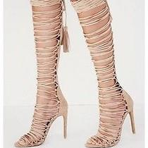 Jeffrey Campbell Lace Up Heels  Photo
