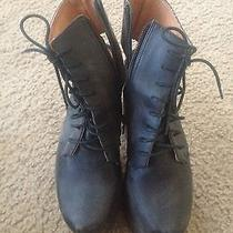 Jeffrey Campbell Lana (Rare Open Back With Curved Heel Unique and Comfortable) Photo