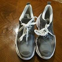 Jeffrey Campbell Lo-Fi Sneaker Grey Reflective Combo Fabric 6.5m Gray Msrp 130 Photo
