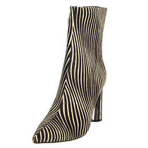 Jeffrey Campbell Lustful Hair Boots - Black/white - Women's Boots Multicoloured Photo