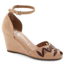 Jeffrey Campbell Marceau Leather Wedge Heel Sandals Modcloth Photo