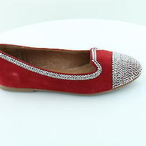 Jeffrey Campbell Marti Red Womens Shoes Size 6.5 M Flats Msrp 155 Photo