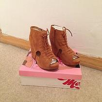 Jeffrey Campbell  Mary Roks  Brown / Tan  Size 9 - Brand New in Box Photo
