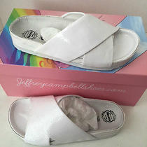 Jeffrey Campbell Menorca Sandals - White New With Box Size 8 Photo