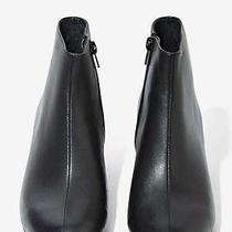 Jeffrey Campbell Mod Pod Boot Black Size 6.5 Brand New Photo