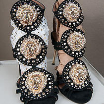 Jeffrey Campbell - Must Have Impossible to Find Lion Head Heels - Covacha - 7.5  Photo