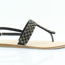 Jeffrey Campbell New Chess Black Womens Shoes Size 8 M Sandals Msrp 135 Photo